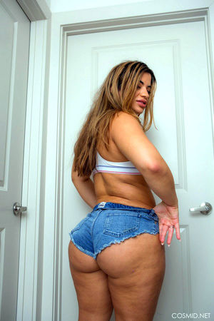 amature bbw ass