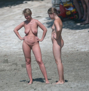 nudist mother son
