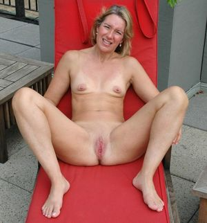 mature legs spread wide