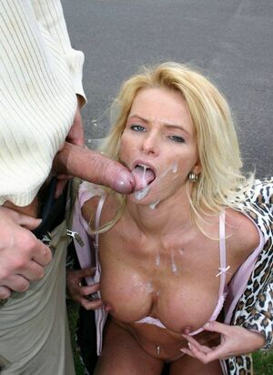 mom facial cum