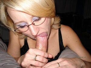 hot mom blowjob