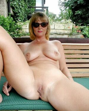 hairy mature nude