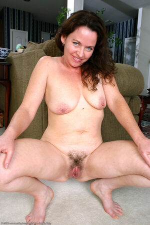 hairy milf video