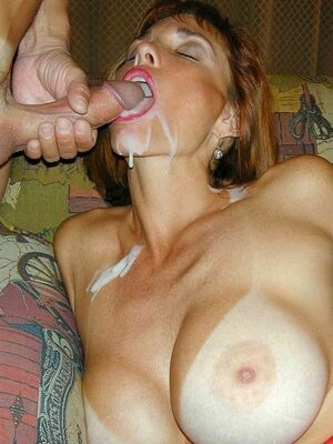 mature wife creampie