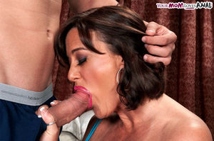 mature anal creampie compilation
