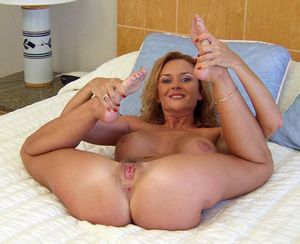 giant boobed milf