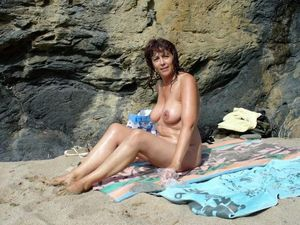nude beach matures