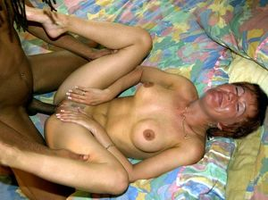 granny caught masturbating