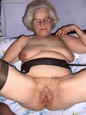 granny hairy cunt
