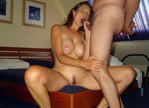 mature wife threesome