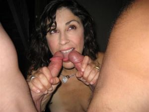 mature mom blowjob