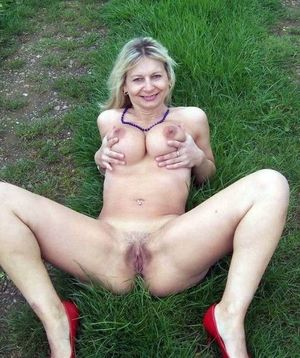 big tit mature wife